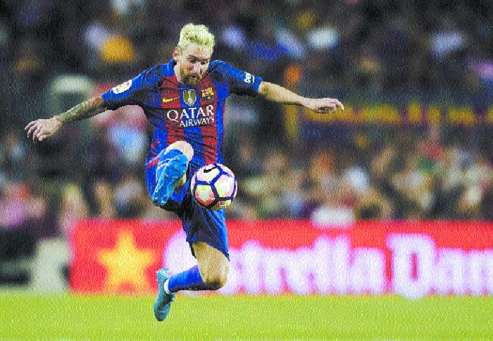 Messi eyes UEFA glory
