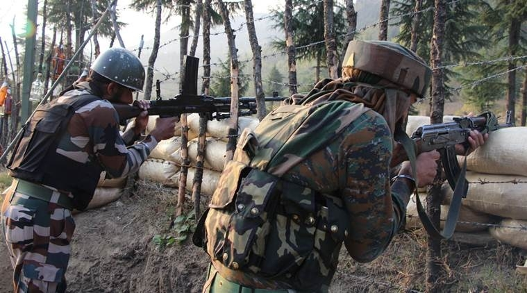 Indian Army targets Pak military HQs in PoK