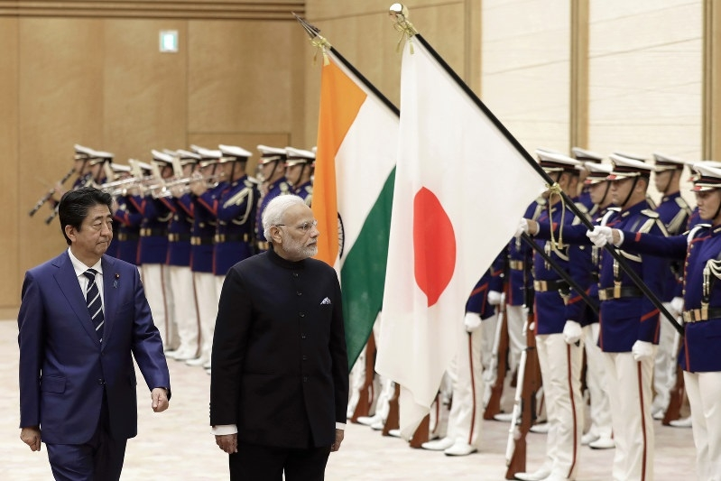 Modi, Abe sign pacts, discuss Indo-Pacific region, threats of nuclear terrorism
