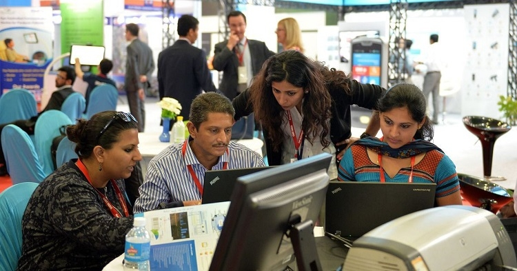 'Indian IT firms bullish on hiring plans for next six months'