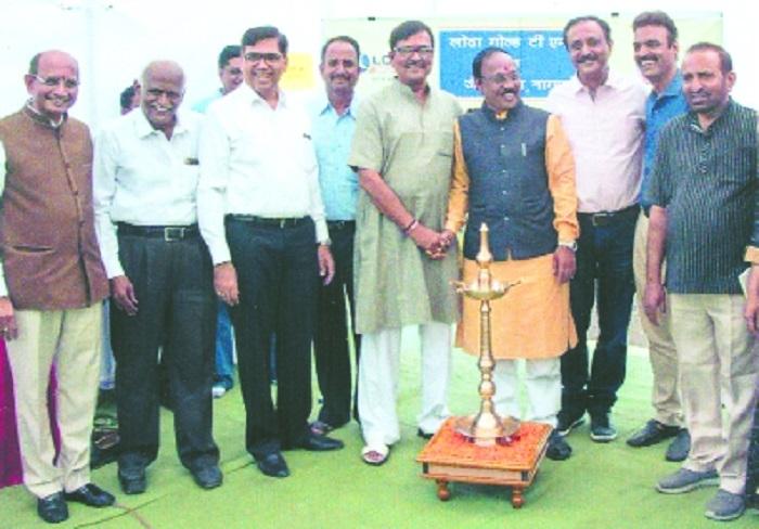 Jain Club, Lodha Gold TMT hold free medical check-up camp