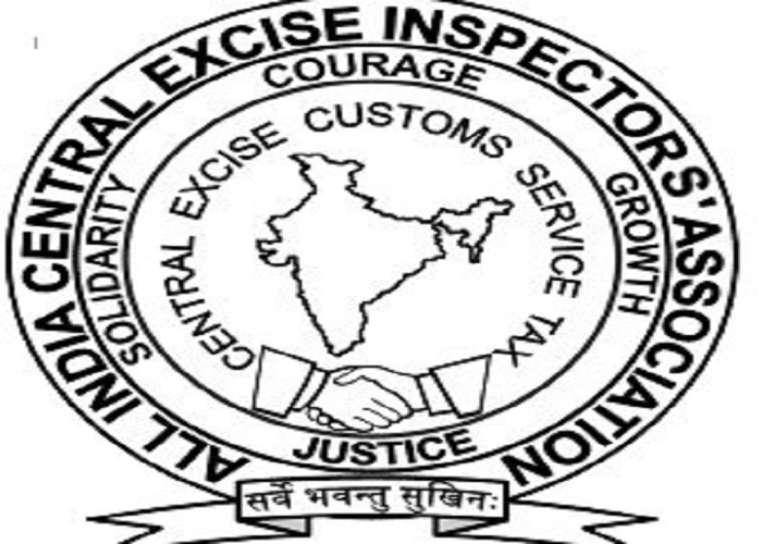 Central Excise Inspectors Association's dharna today