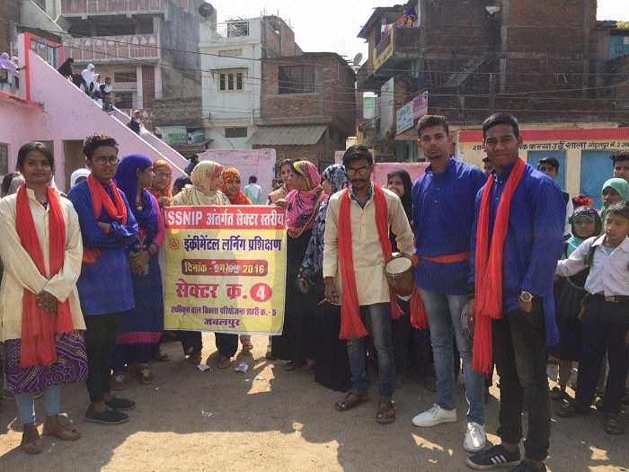 Street play staged to make women aware about voting