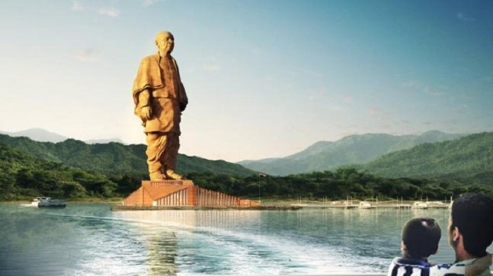 World's tallest statue to be unveiled today