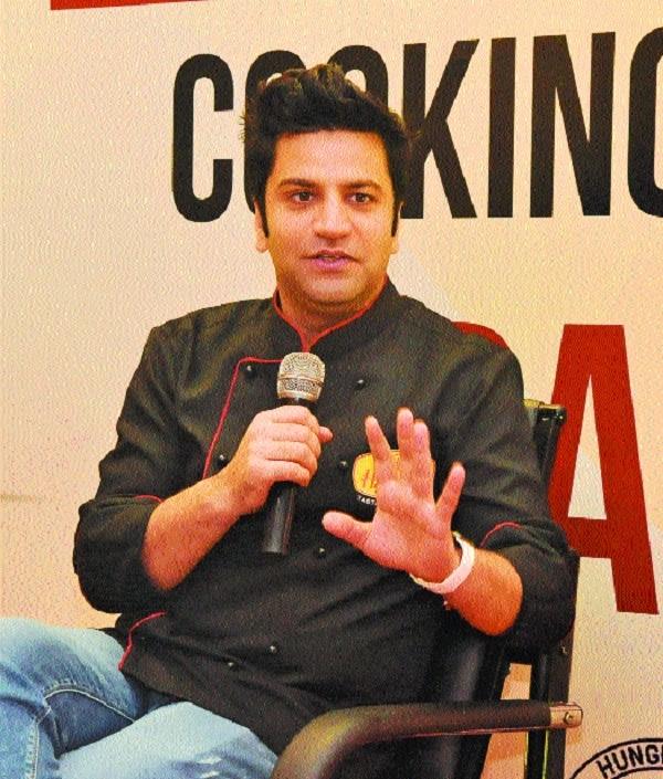 Food binds us together: Chef Kunal Kapoor