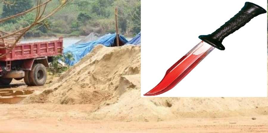Sand smugglers try to kill Tehsildar, Naib Tehsildar