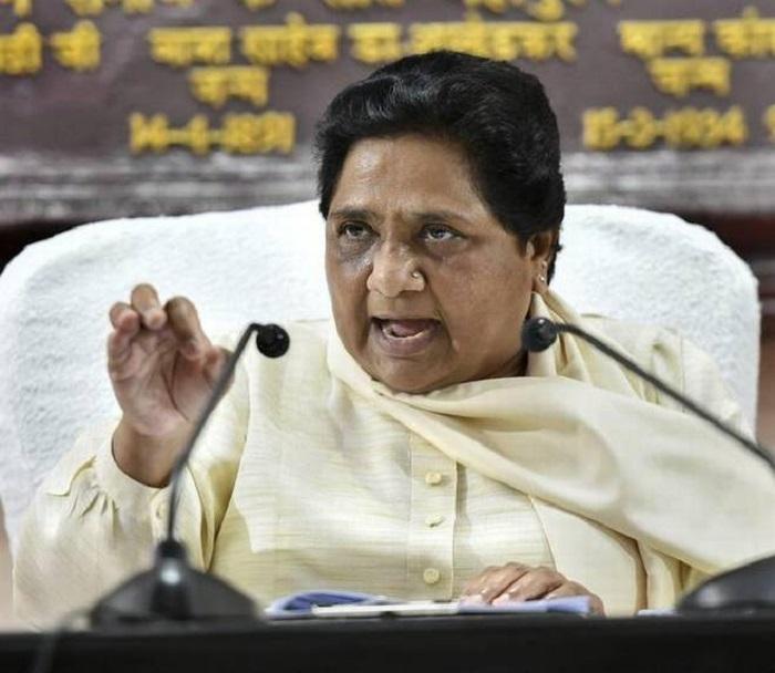 BSP will go it alone in Raj, MP polls: Maya