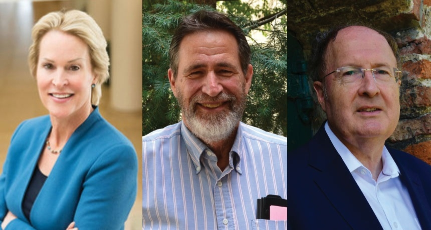 Trio wins Chemistry Nobel for works on proteins