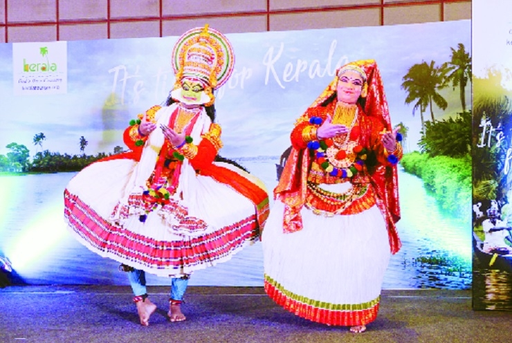 Kerala Tourism conducts trade meet