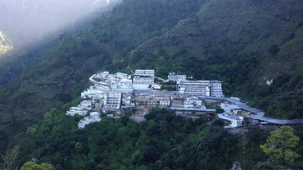 Mata Vaishnodevi declared 'cleanest religious place'