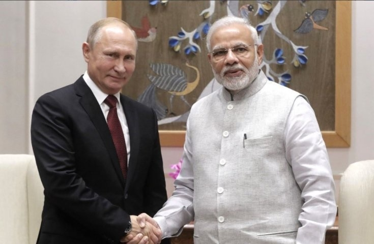 Putin, Modi may sign S-400 deal