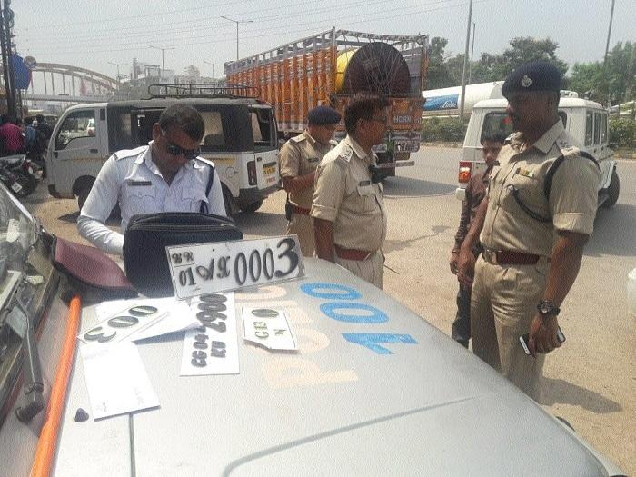 Raipur Police to intensify helmet campaign