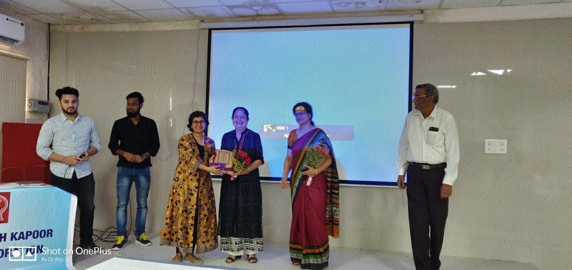Dr Ashutosh Kapoor Memorial Oration programme organised