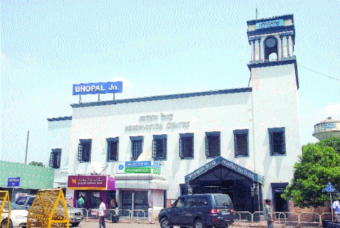 Bhopal stn gears up for rank in Top 10