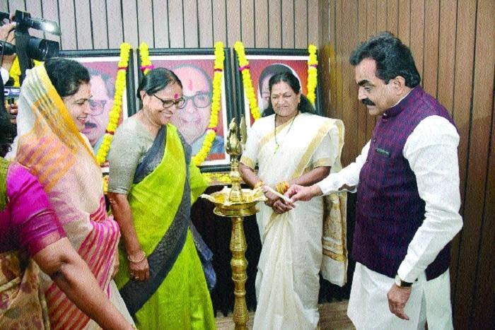 BJP believes in Sabka Sath, Sabka Vikas: Ramlal