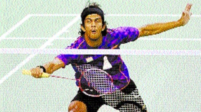 Jayaram in quarters, Sourabh bows out