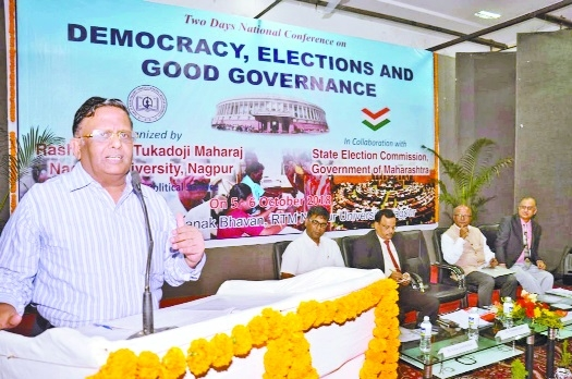 Awareness, discipline among youth must to strengthen democracy: CEC
