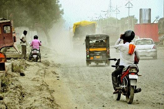 City environment degrading, air pollution increasing: CSIR-NEERI