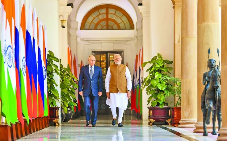 India, Russia seal S-400 deal despite US warning