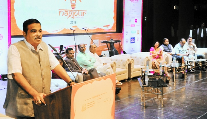Nitin Gadkari asks youths to be innovative