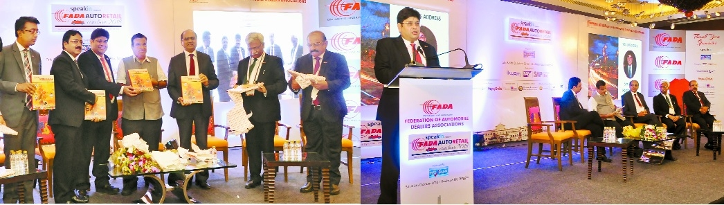 Automobile dealers are big contributors in nation building: Gadkari