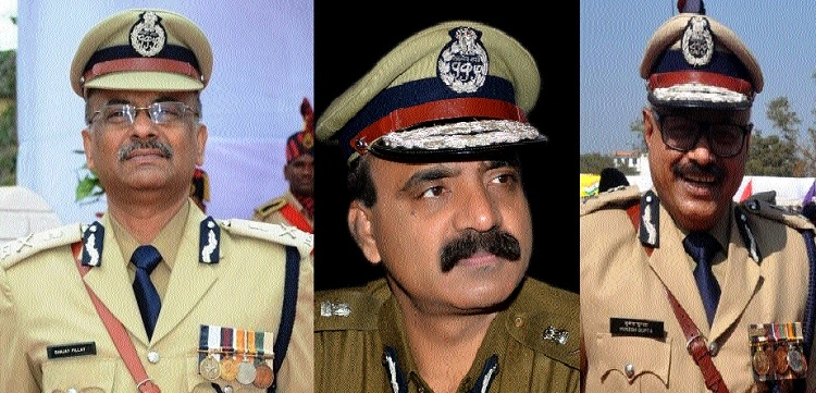 Three 1988-batch IPS officials of C'garh cadre elevated to DG rank