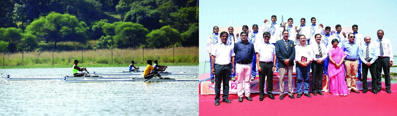 MP bags two gold in 39th Jr National Rowing C'ship