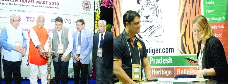 Fifth edition of MP Tourism Mart inaugurated