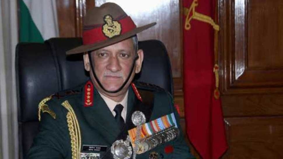 General Rawat says, India follows independent policy