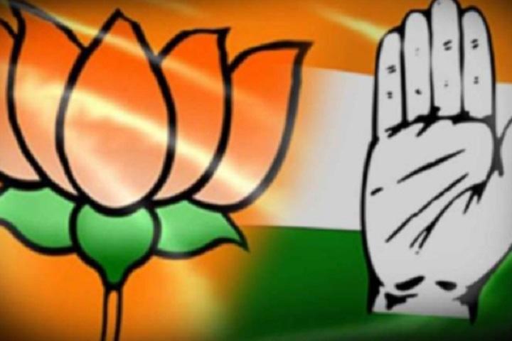 Cong likely to win Raj, has edge in MP, Chhattisgarh: Opinion poll