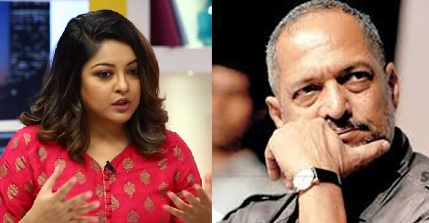 Tanushree Dutta files plaint against Nana Patekar