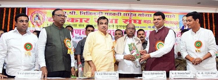 CM announces constitution of Sant Rohidas Charmakar Kalyan Aayog