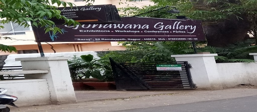 Expressions Boutique's expo at Gondwana Gallery today