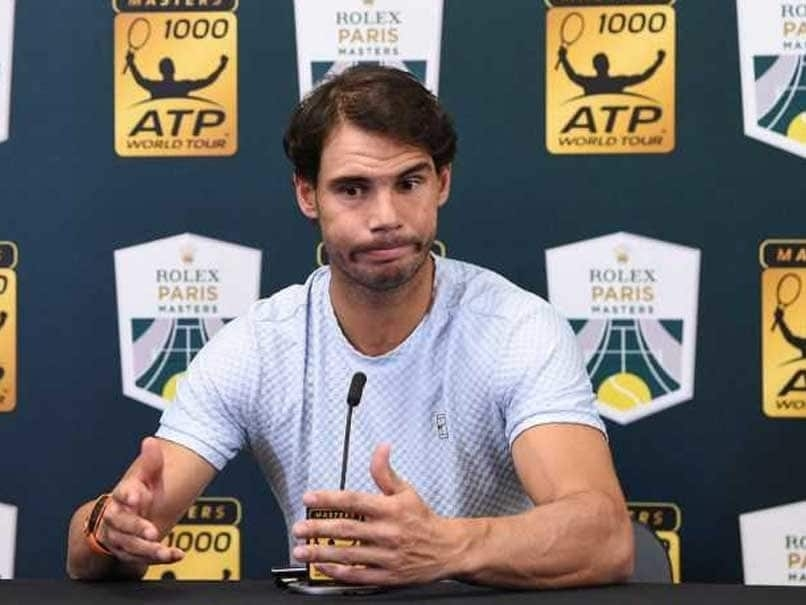 Nadal pulls out of Paris, Novak No 1