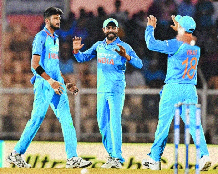 'India's fast-bowling stock looks exciting and so does Khaleel'