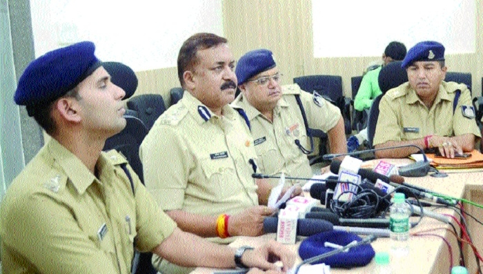 Joint team of cops foil dacoity bid