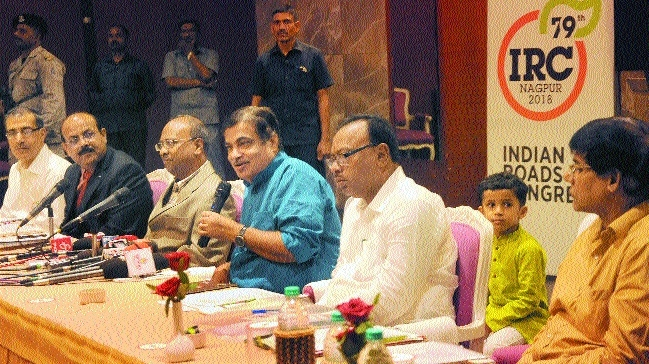 IRC annual conference to focus on promoting innovations: Gadkari