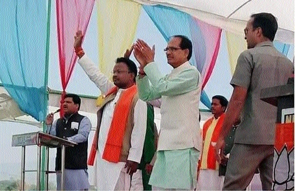 Cong frustrated after being out of power for three terms: CM