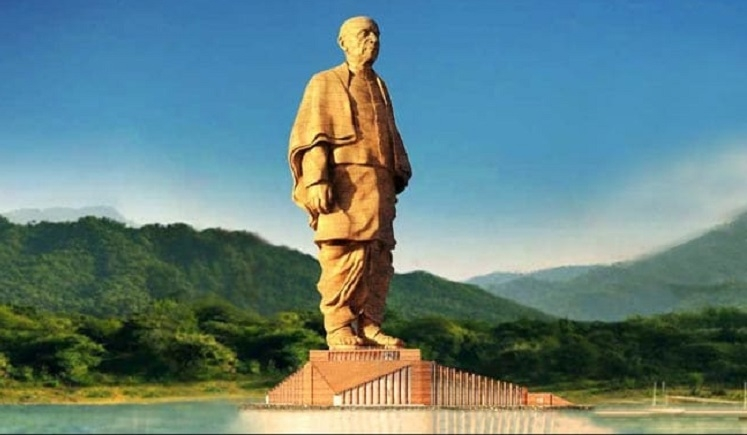The Statue of Unity!