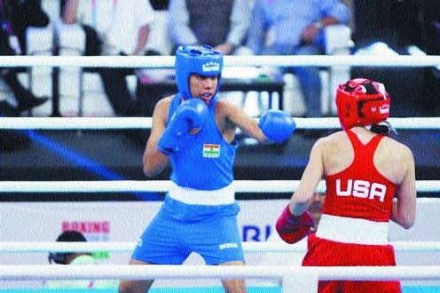 Sarita, Manisha record win