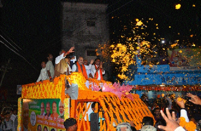 Huge response to Shah's road show