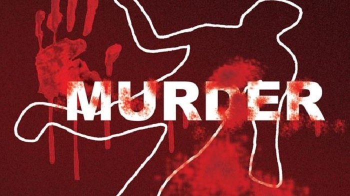 Woman, son brutally murdered; two booked
