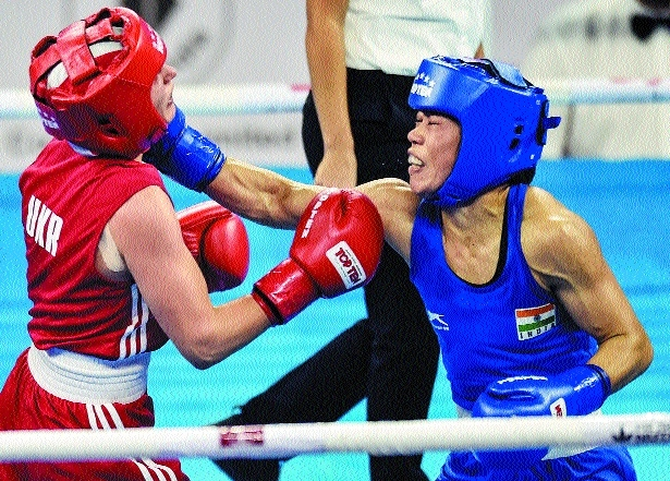I have become a smart boxer: Mary