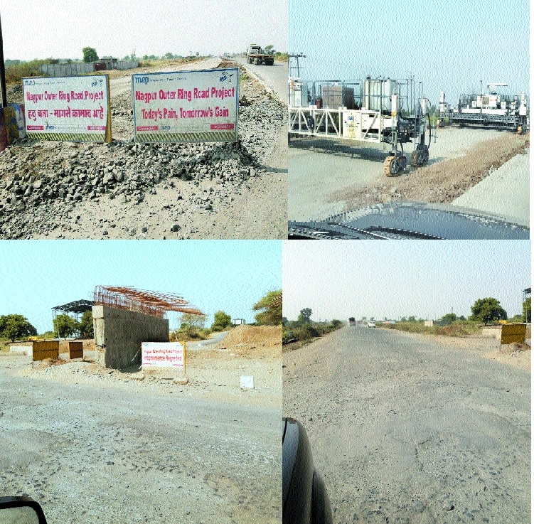 Outer Ring Road work likely to be delayed, admits NHAI