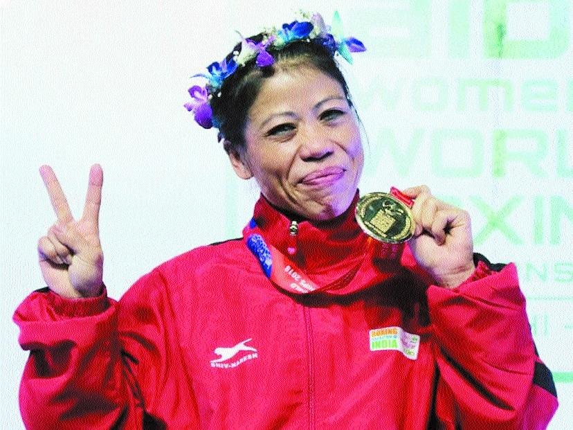 Mary Kom dreams of winning Olympics gold
