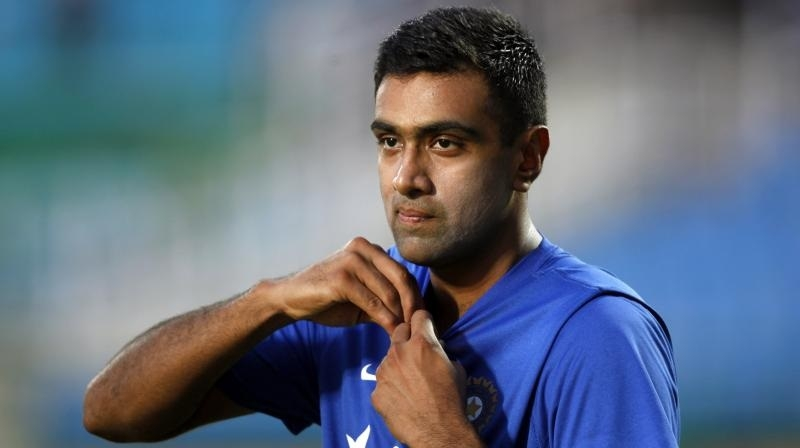 Ashwin moves up to seventh spot