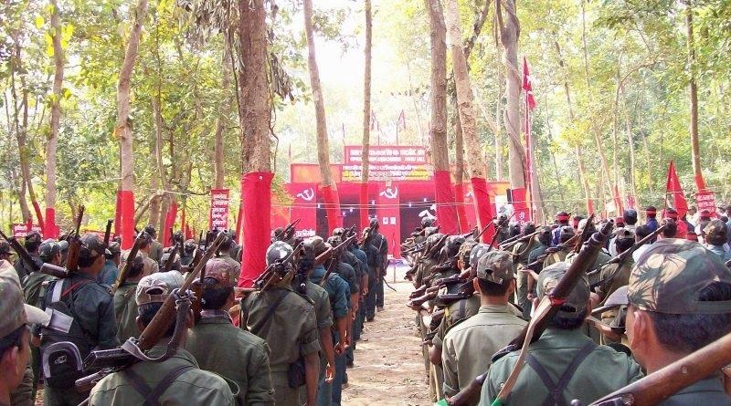 CPI(Maoist) claims Dantewada ambush