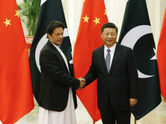 China set to give $6 bn aid to Pak as Imran Khan meets Xi