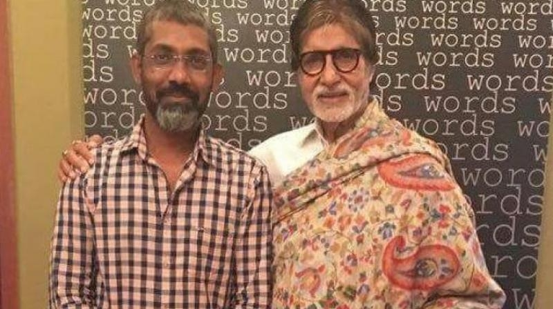 Confirmed! Big B to shoot for 'Jhund' in Nagpur