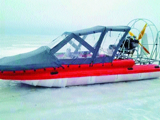 Hybrid Aeroboat manufacturing  unit to come up in Koradi: Gadkari